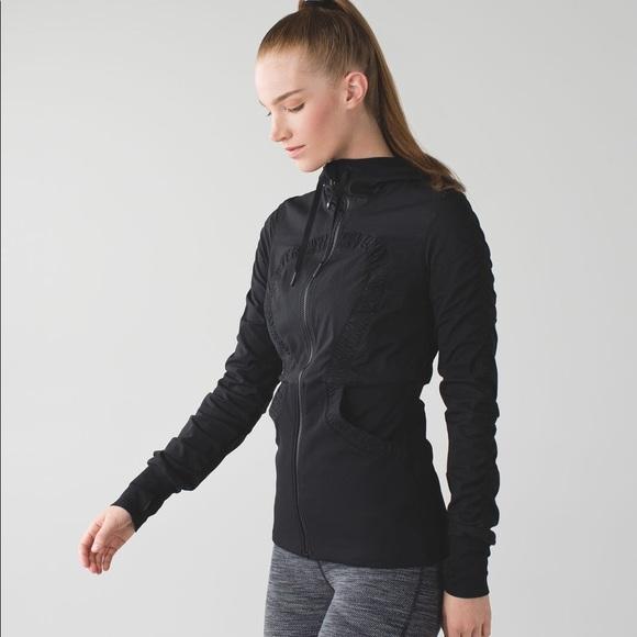 Lululemon dance studio jacket III reversible